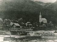 Weißbriach vor der 1900