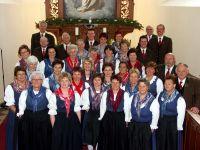 Der Evangelische Kirchenchor Weißbriach