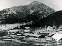 Das Kurhotel in den 1920er Jahren