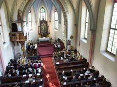 Die Evangelische Kirche in Weißbriach