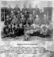 Der MGV Weißbriach um 1897