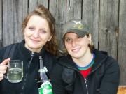Andrea und Katrin