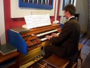 Franz orgelt