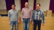 Martin, Gerald und Franz