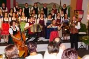Die Familienmusik Waldner...