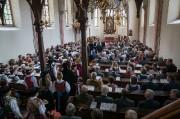 …in der evangelischen Kirche Weißbriach